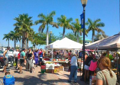ft pierce farmers green market